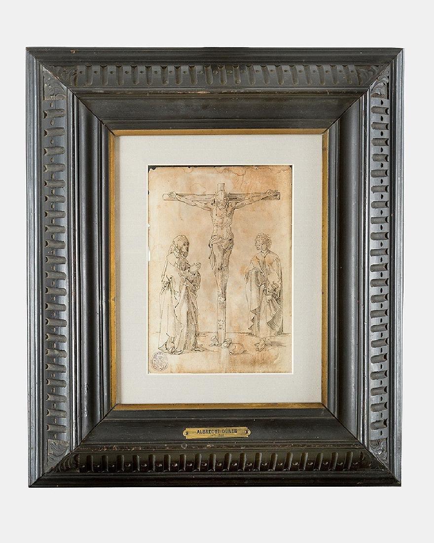 Albrecht Dürer (1471-1528 )-circle
