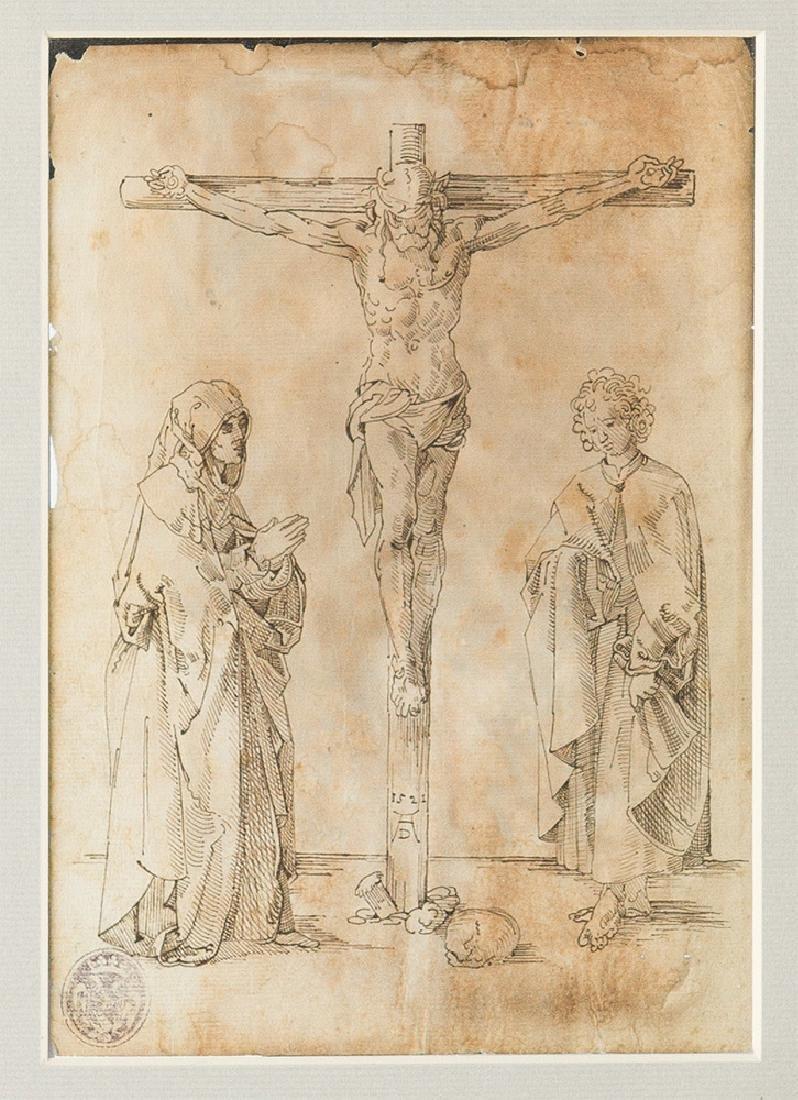 Albrecht Dürer (1471-1528 )-circle - 2