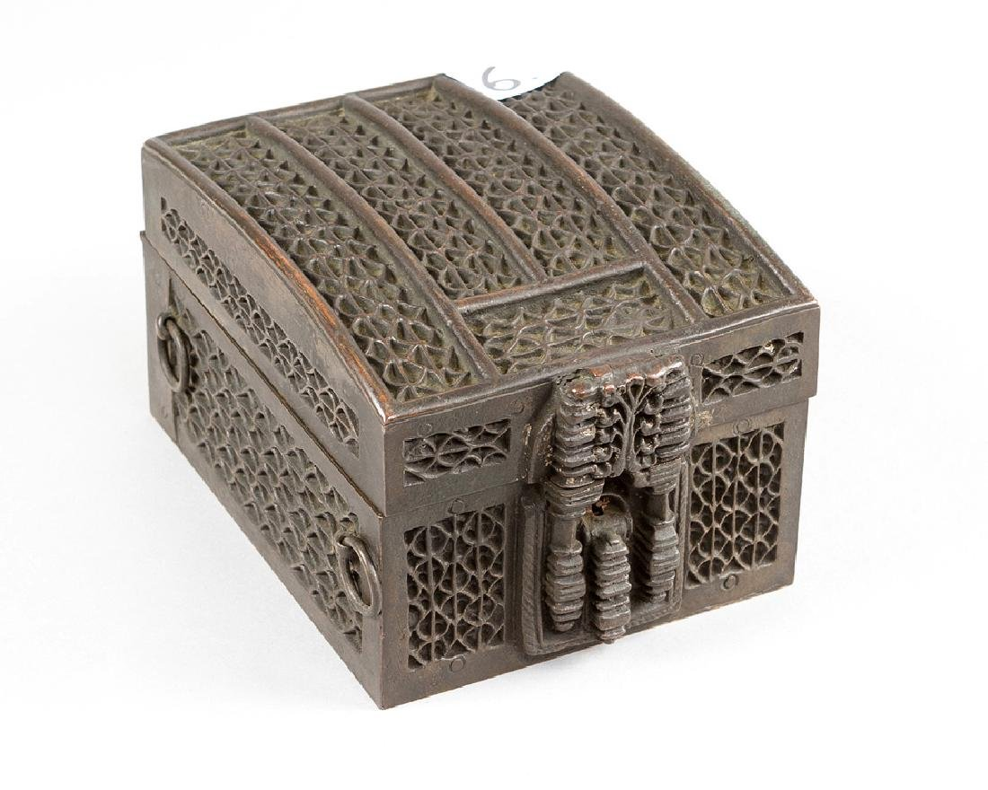 Box in Medieval Style