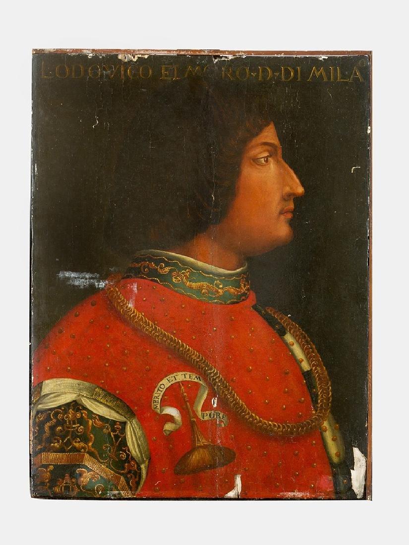 Ambrogio de Predis (1455-1508)-school