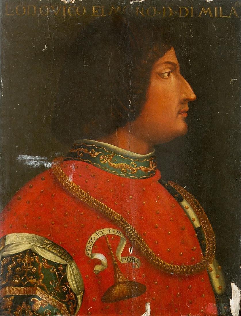 Ambrogio de Predis (1455-1508)-school - 2