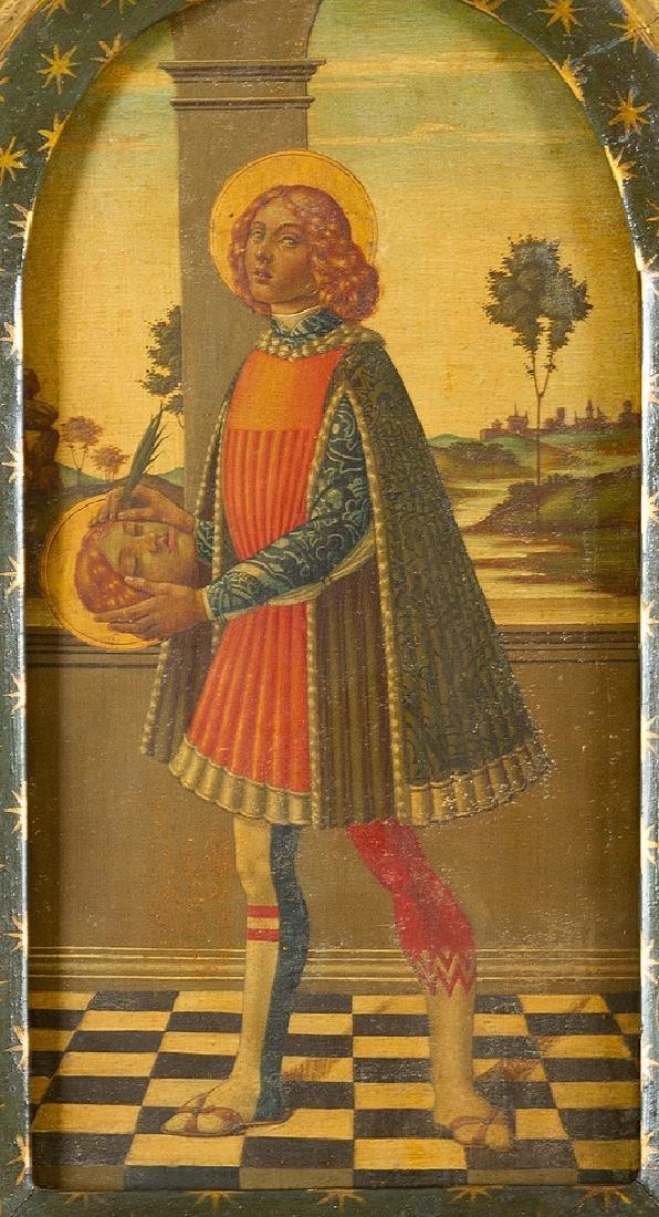 Sandro Botticelli ( 1445-1510)-follower - 2