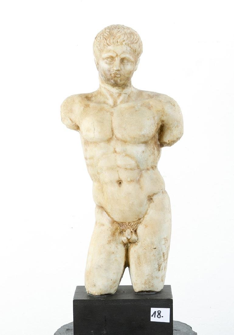 Male Marble Sculpture