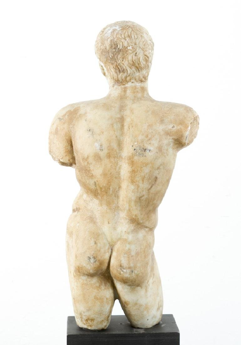Male Marble Sculpture - 3