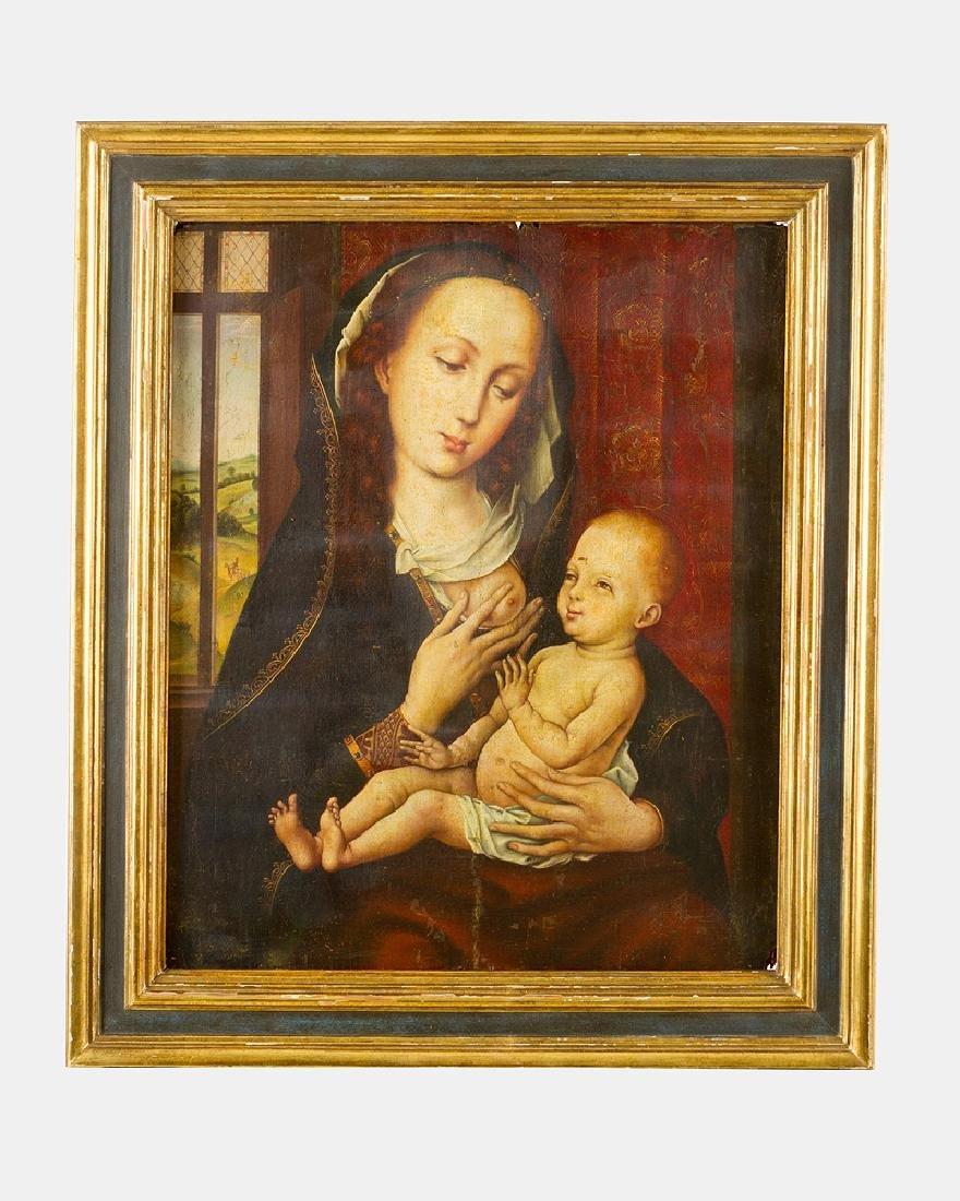 Rogier van der Weyden (1399-1464) -attributed