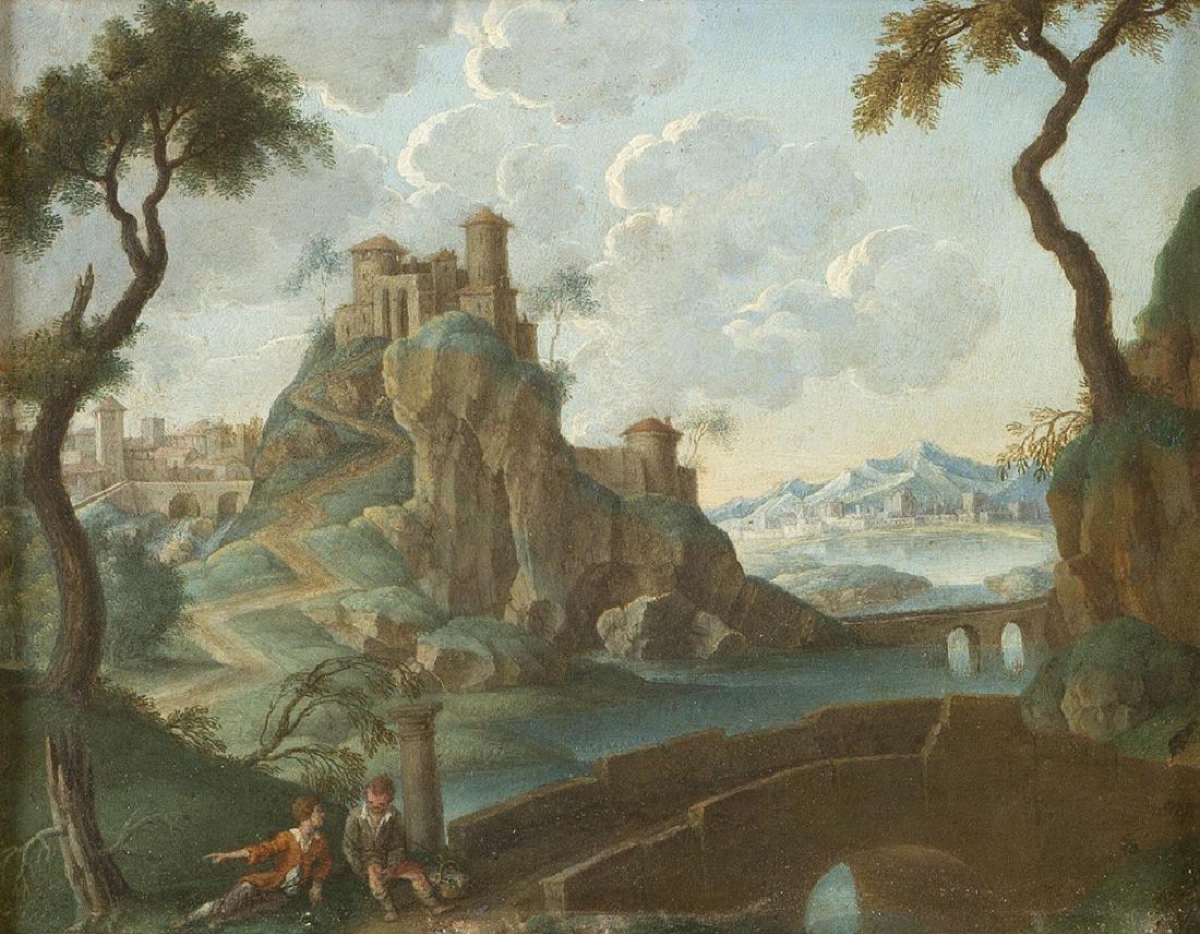 Paul Bril (1553/54-1626)-attributed - 2