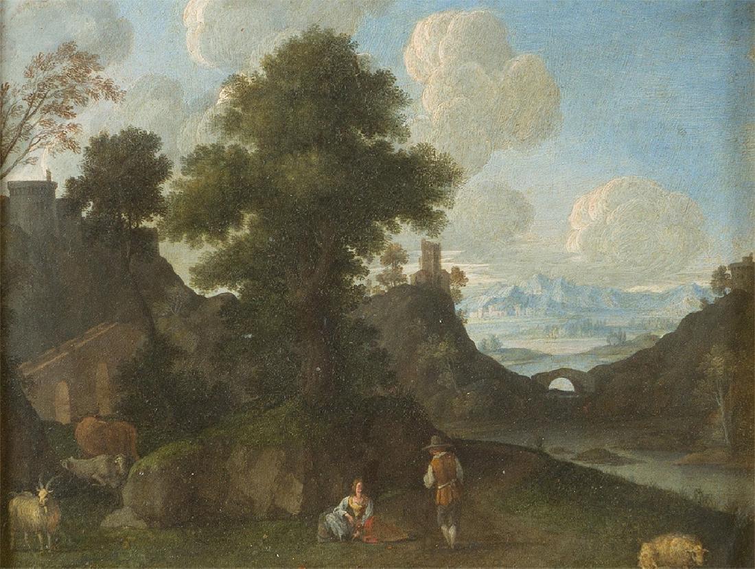 Paul Bril (1553/54-1626)-attributed - 3