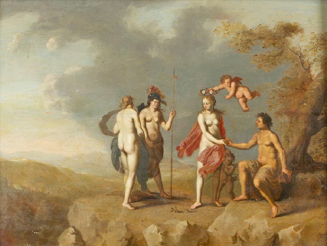 Daniel Vertangen (1601-1683)-attributed - 2