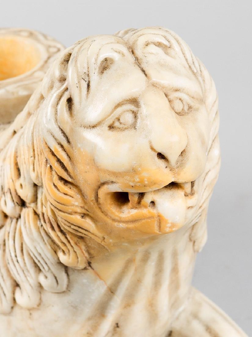 A Romanesce Lion