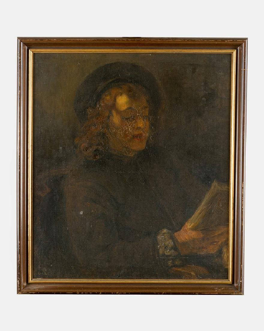 Rembrandt Harmenszoon van Rijn (1606 -1669) -after