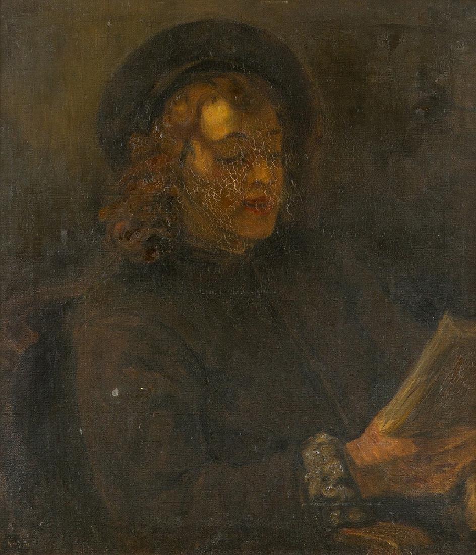 Rembrandt Harmenszoon van Rijn (1606 -1669) -after - 2