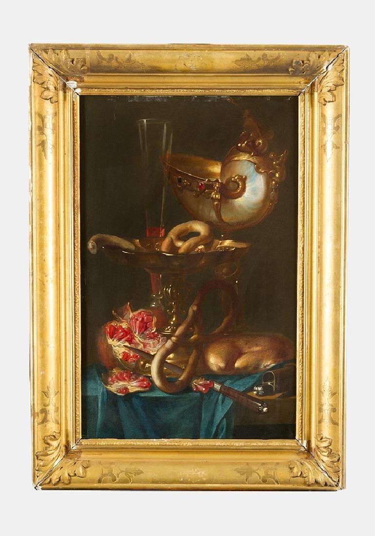 Abraham van Beijeren (1620- 1690 )-attributed