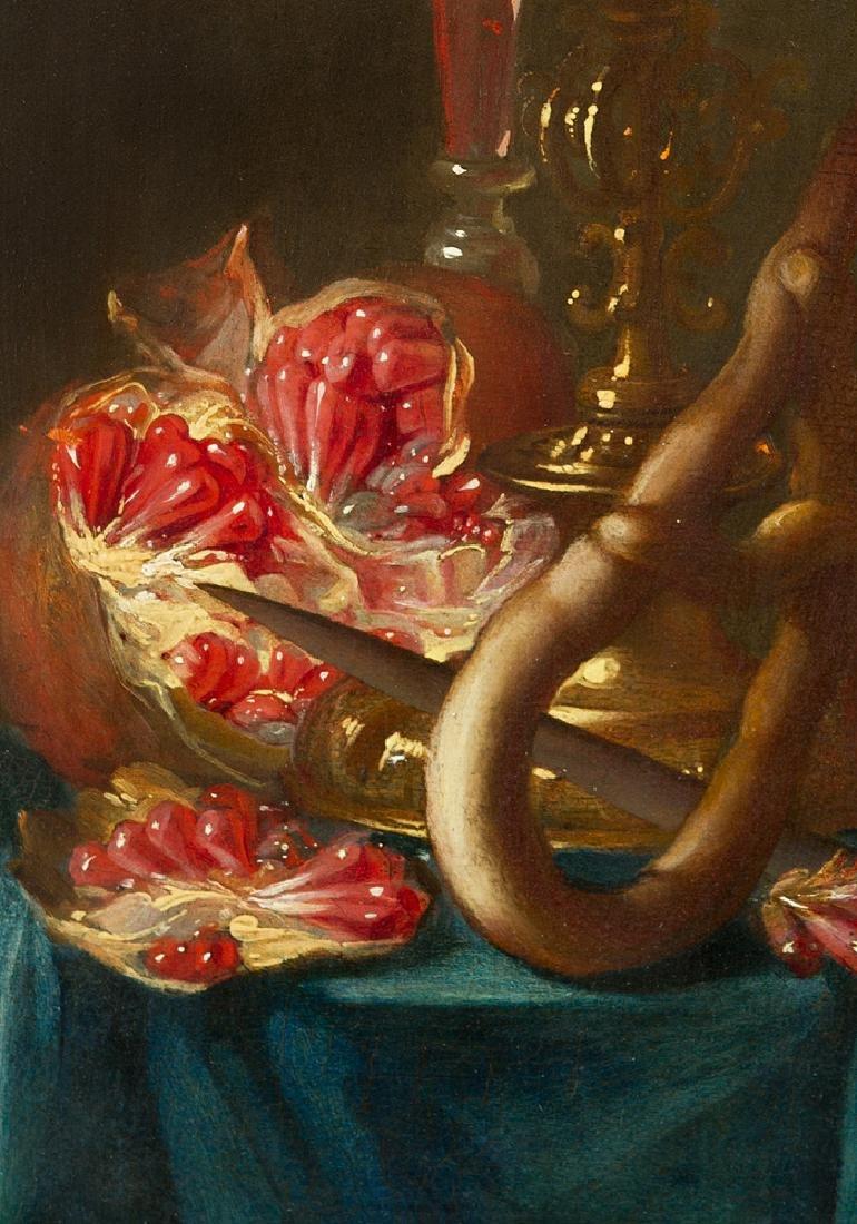 Abraham van Beijeren (1620- 1690 )-attributed - 3