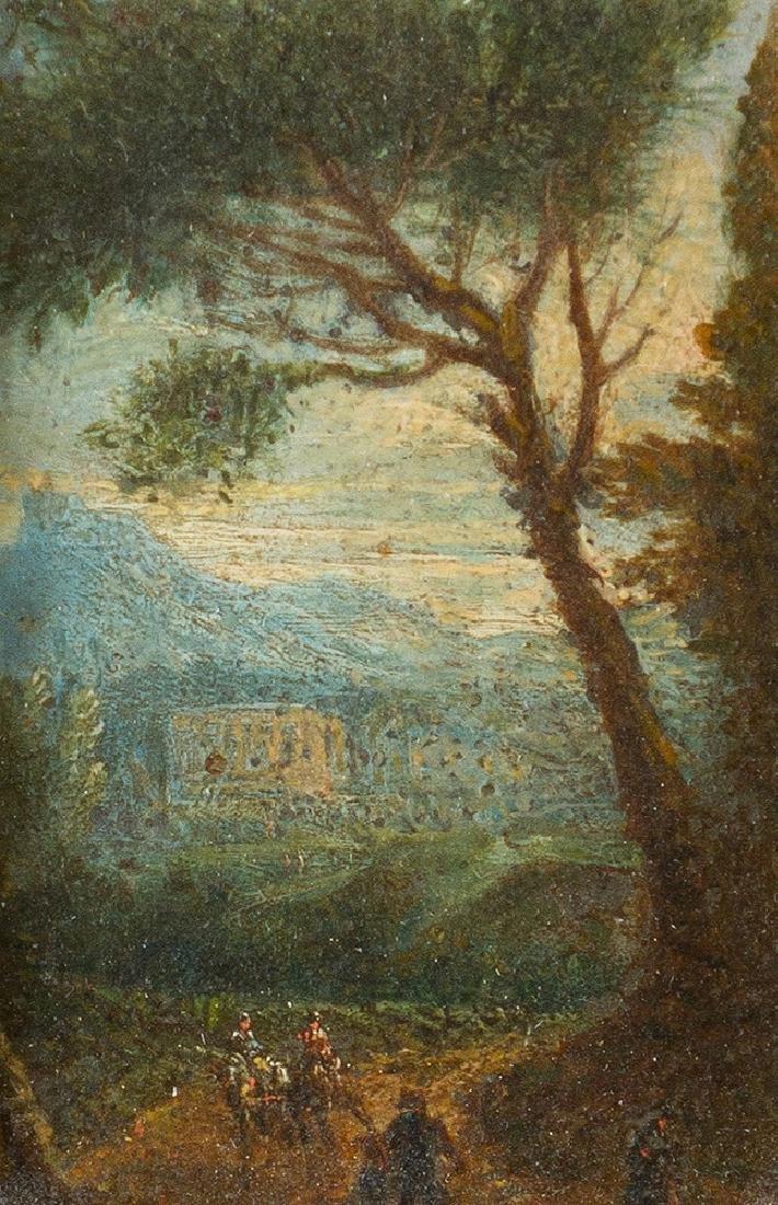 Jan Frans van Bloemen (1662-1749)-attributed - 2