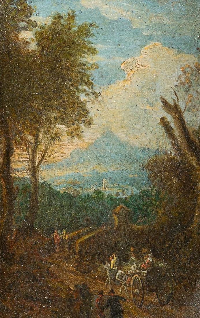 Jan Frans van Bloemen (1662-1749)-attributed - 3