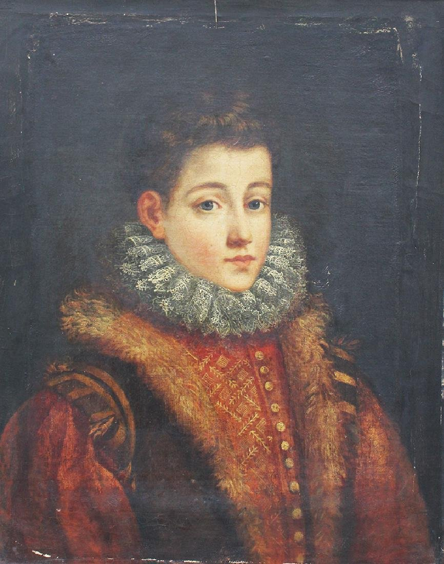 Lavinia Fontana (1552-1614)-attributed - 2