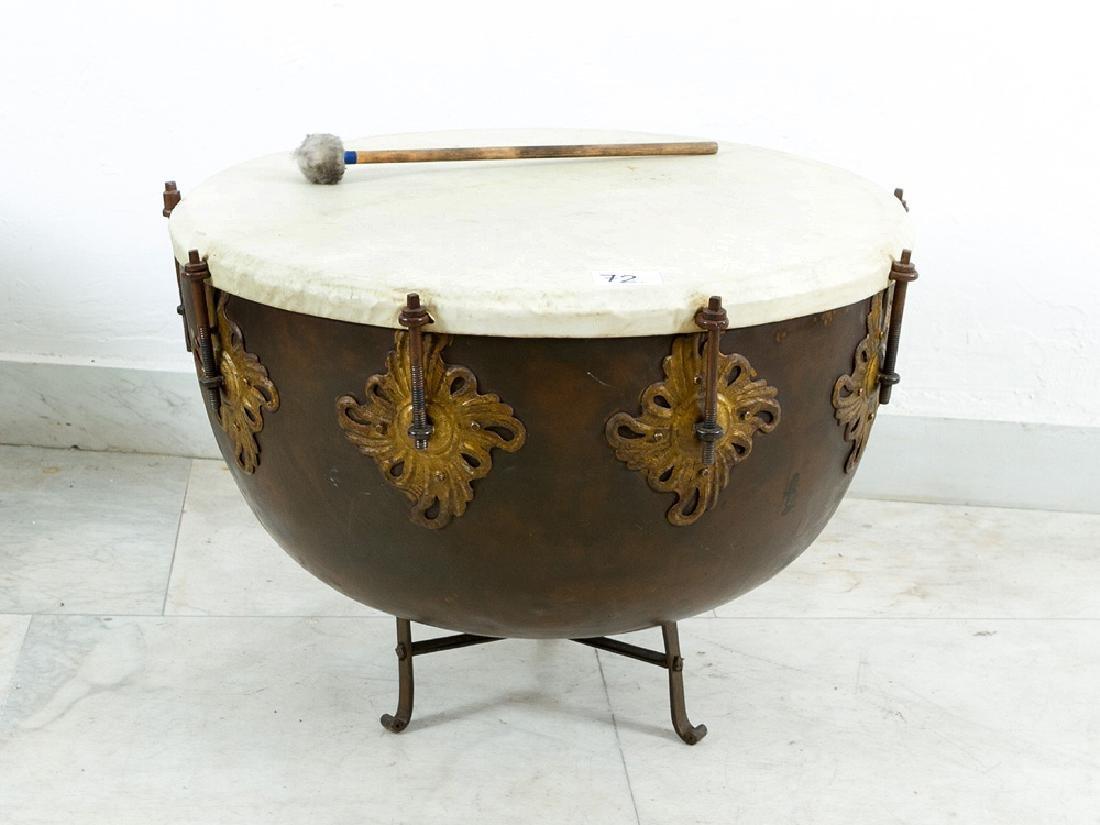 Two Baroque Timpani - 2