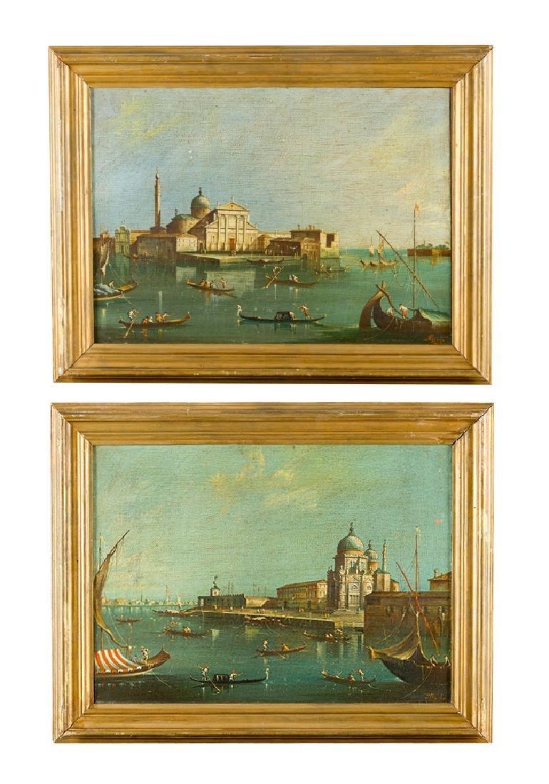 Giovanni Antonio Canal/ Canaletto ( 1697- 1768)