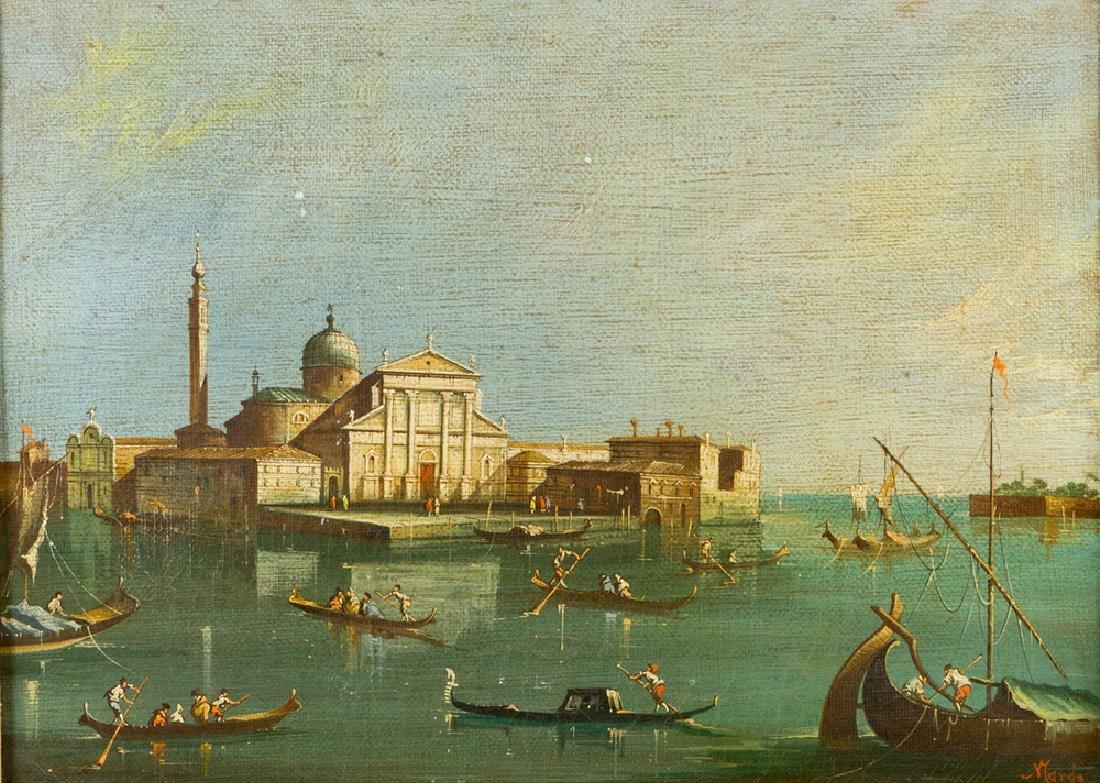 Giovanni Antonio Canal/ Canaletto ( 1697- 1768) - 3