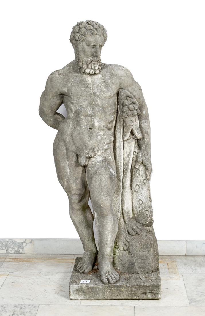Stone Hercules Farnese