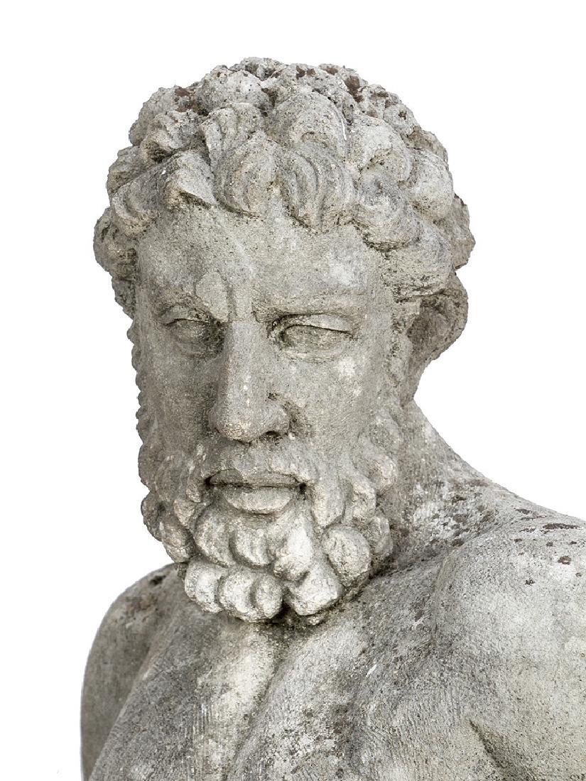 Stone Hercules Farnese - 2