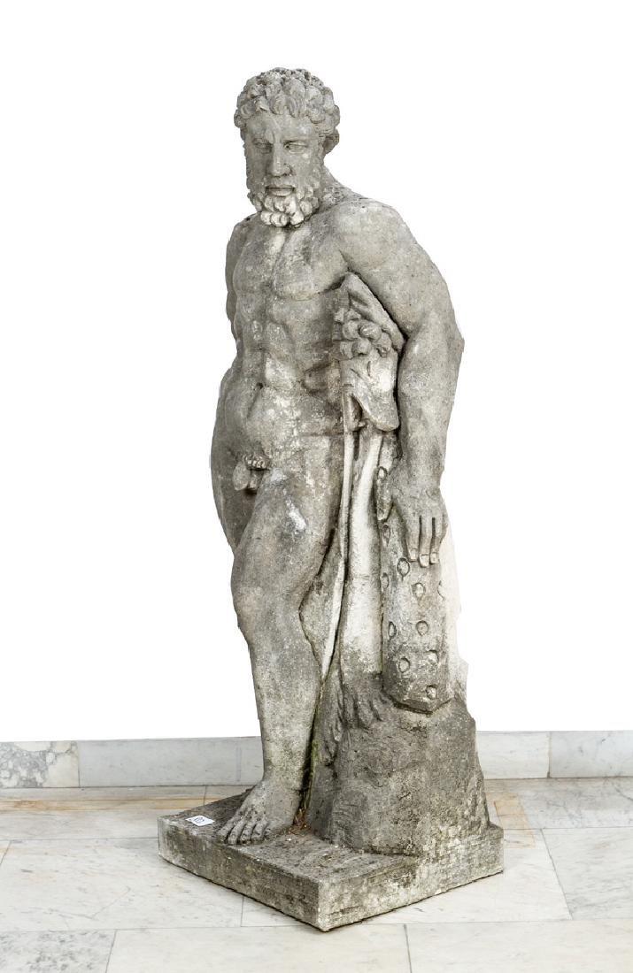 Stone Hercules Farnese - 3