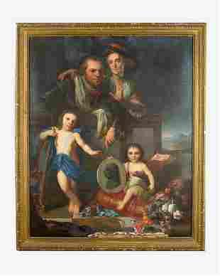Charles Andre van Loo 17051765school