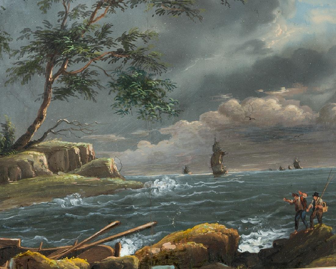 Francesco Fidanza ( 1749- 1819) -attributed - 2
