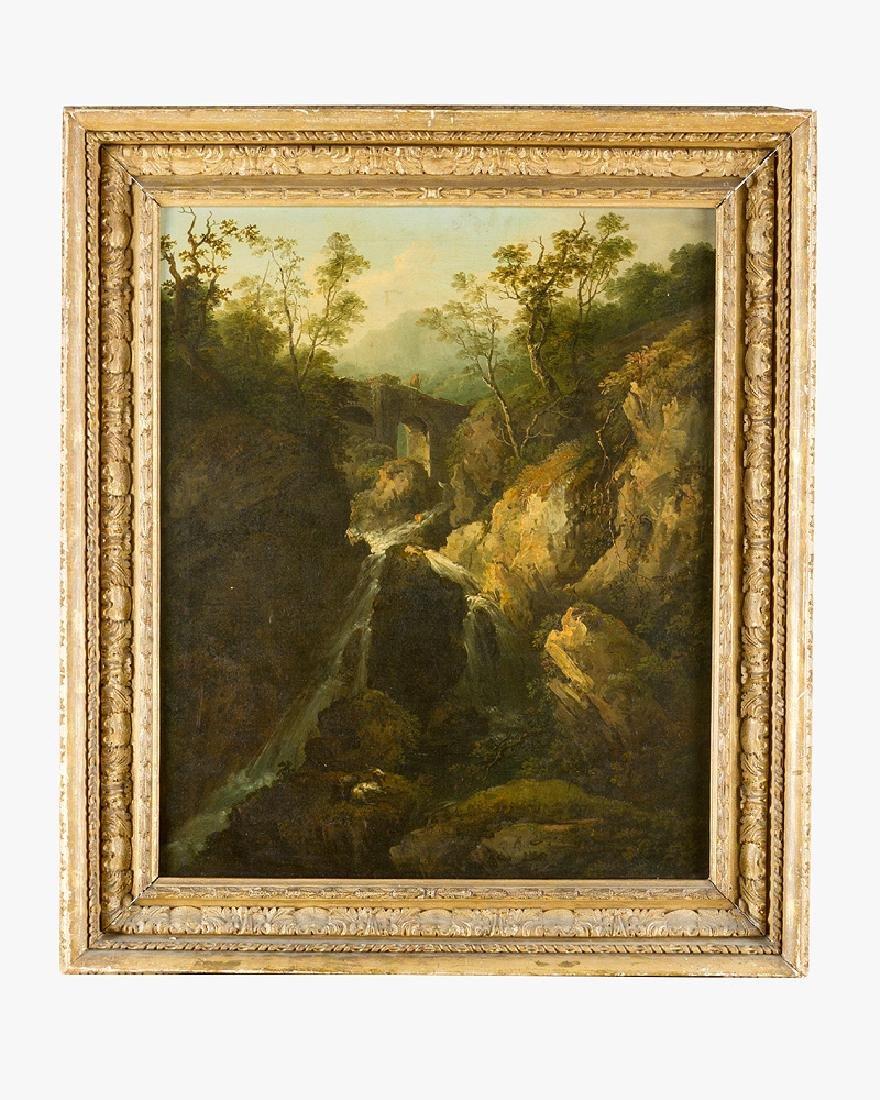 Hubert Robert ( 1733-1808)-attributed
