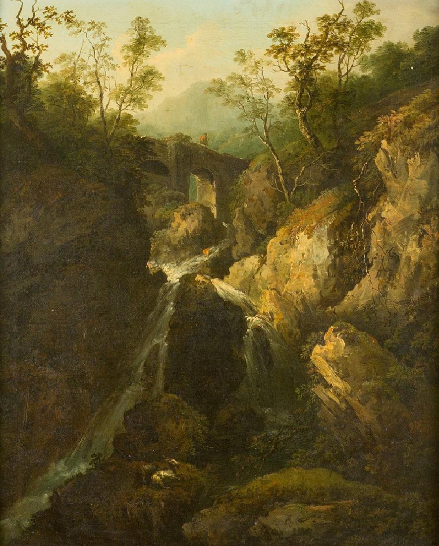Hubert Robert ( 1733-1808)-attributed - 2