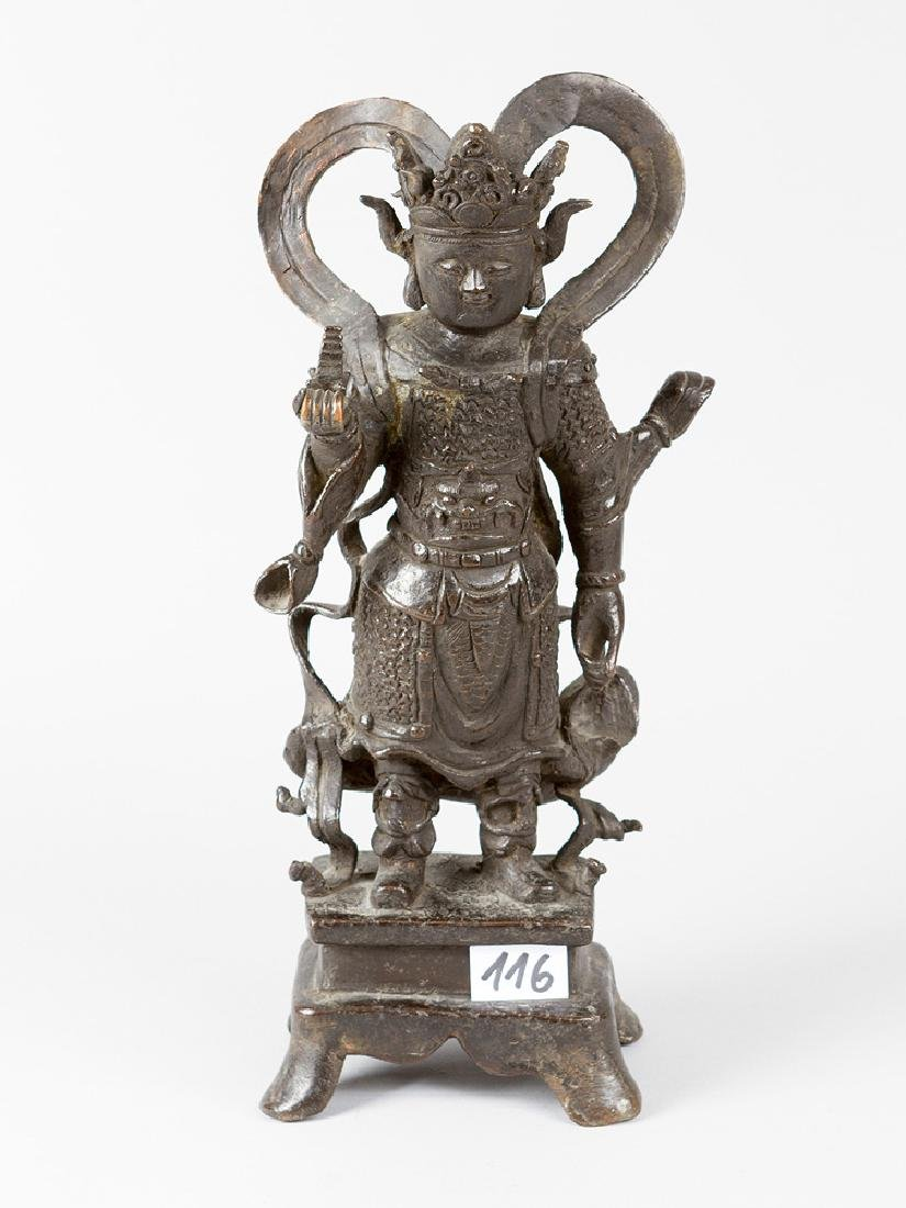 Asian Bronze Sculpture