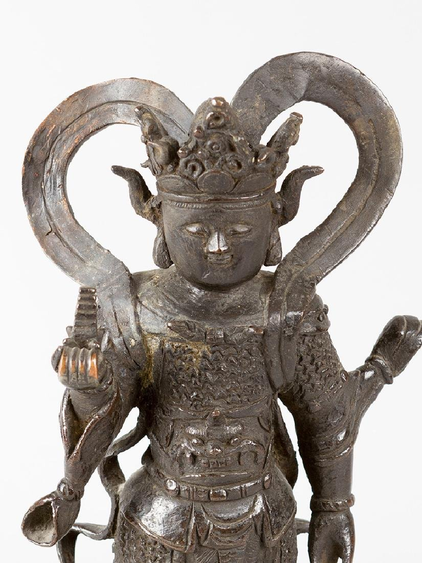 Asian Bronze Sculpture - 2