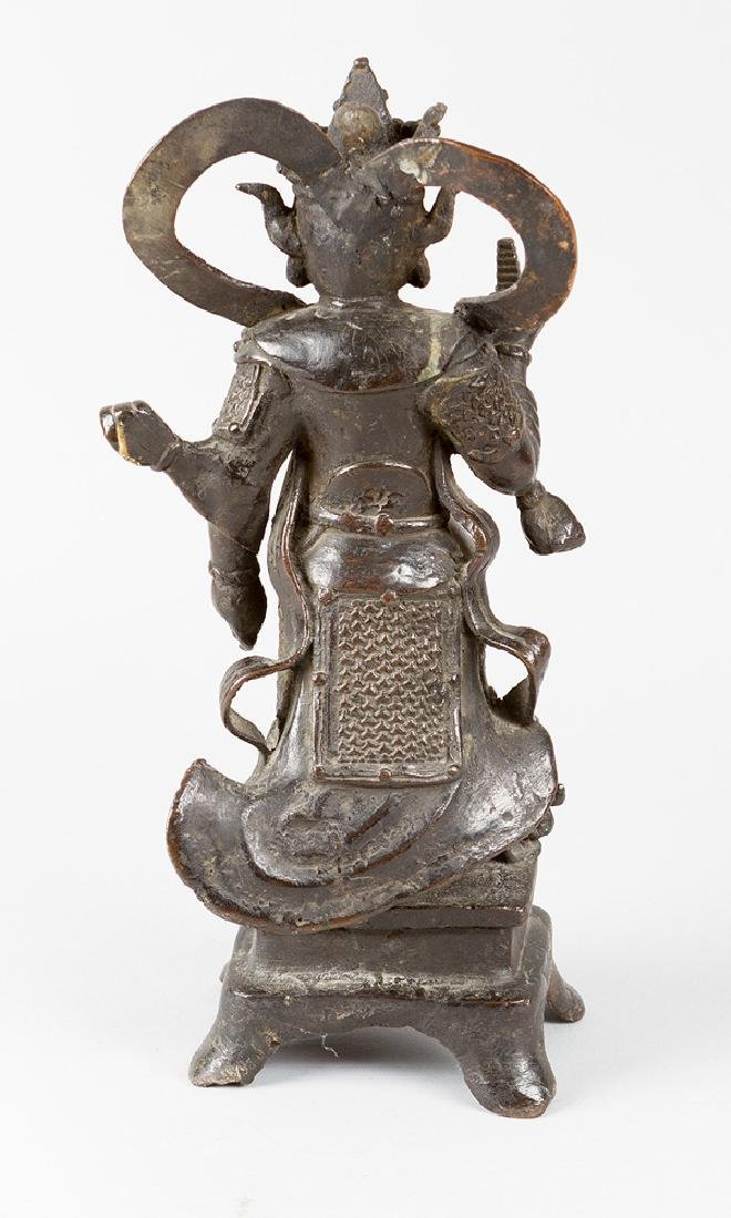 Asian Bronze Sculpture - 3