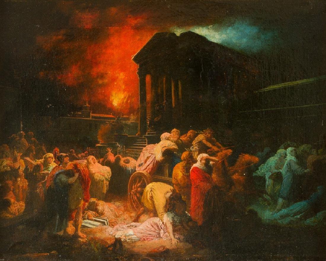 Ippolito Caffi (1809-1866)-attributed - 2