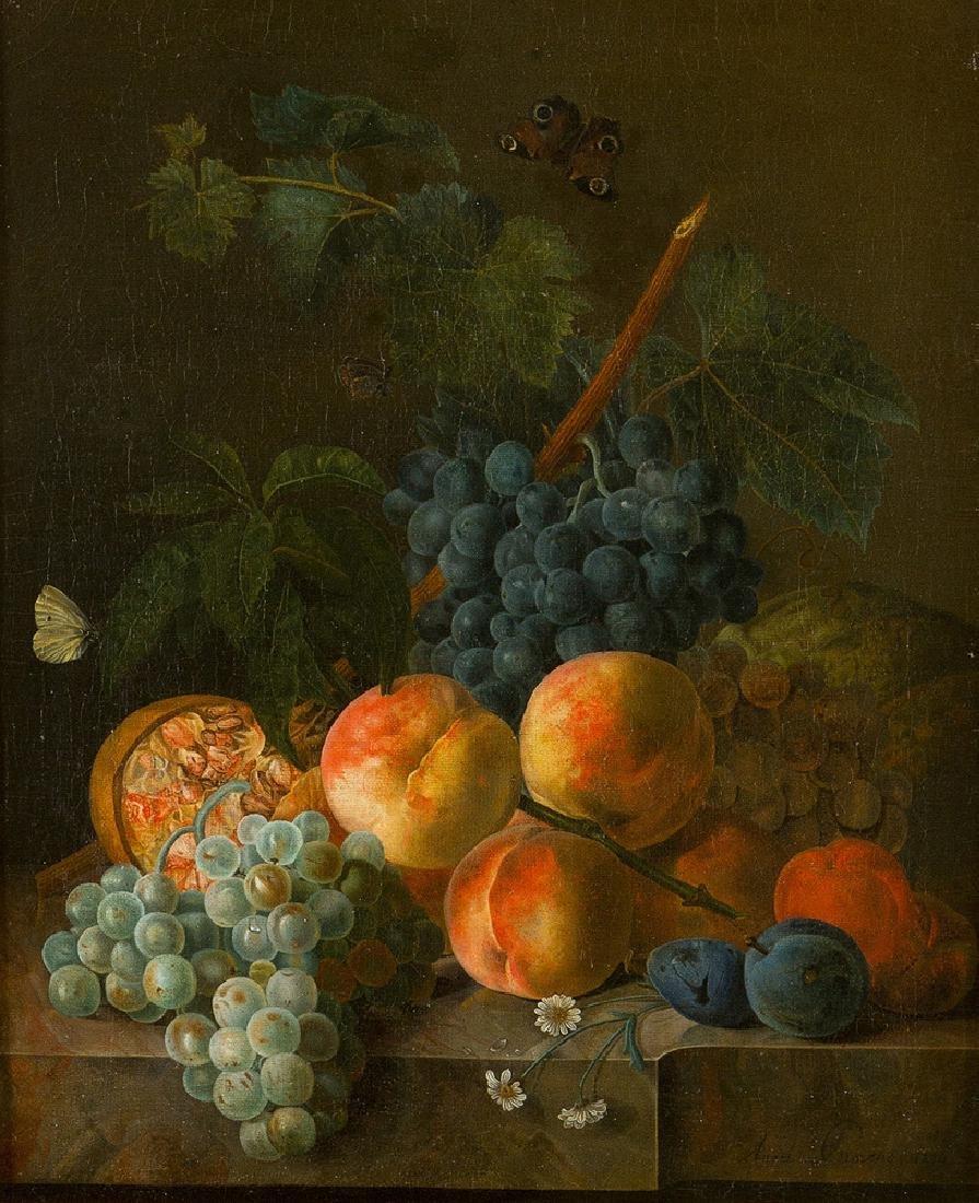 Antoine Berjon (1754-1843)-attributed - 2