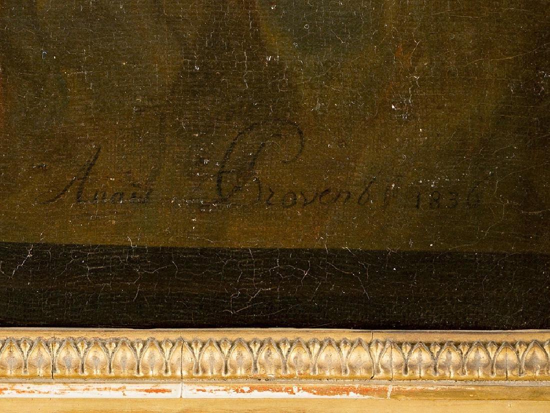 Antoine Berjon (1754-1843)-attributed - 3