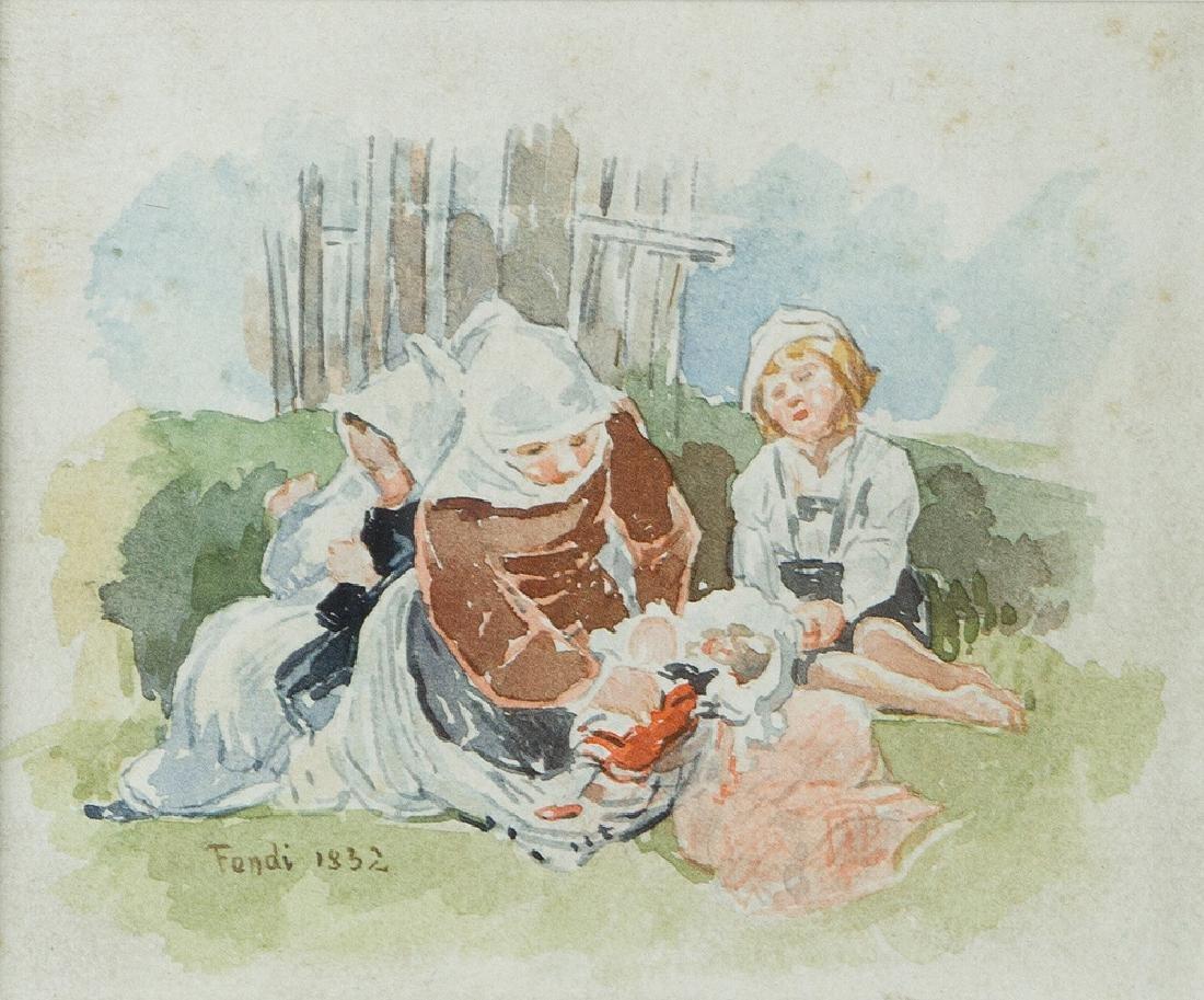 Peter Fendi (1796-1842)