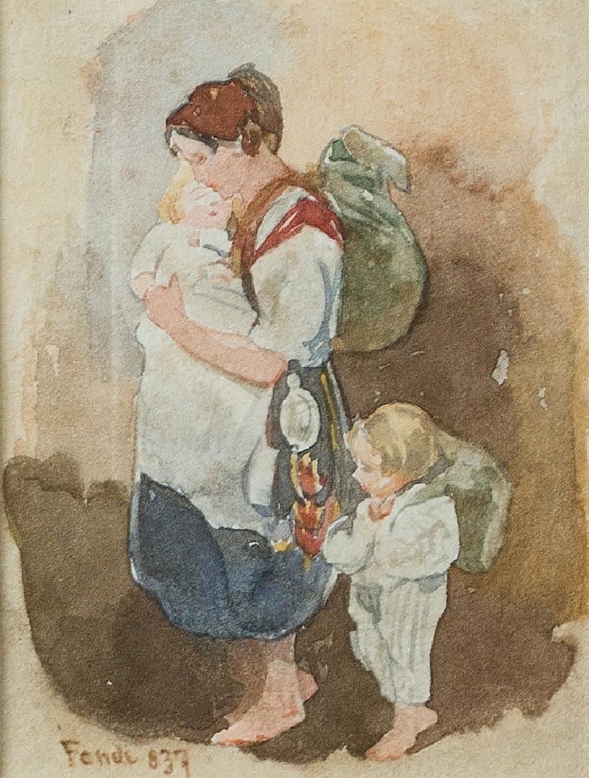 Peter Fendi (1796-1842) - 2