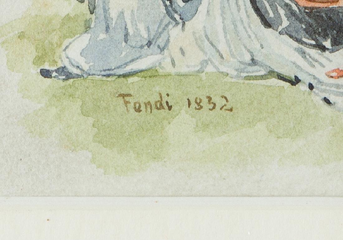 Peter Fendi (1796-1842) - 3