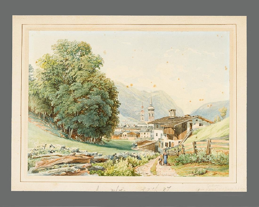 Josef Gerstmeyer (1801- 1870)