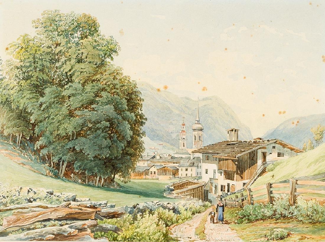 Josef Gerstmeyer (1801- 1870) - 2