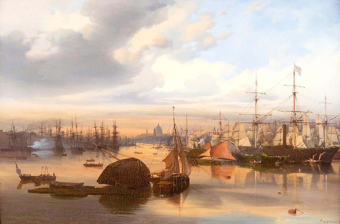 Hippolyte Leymarie (1809 -1844) - 2