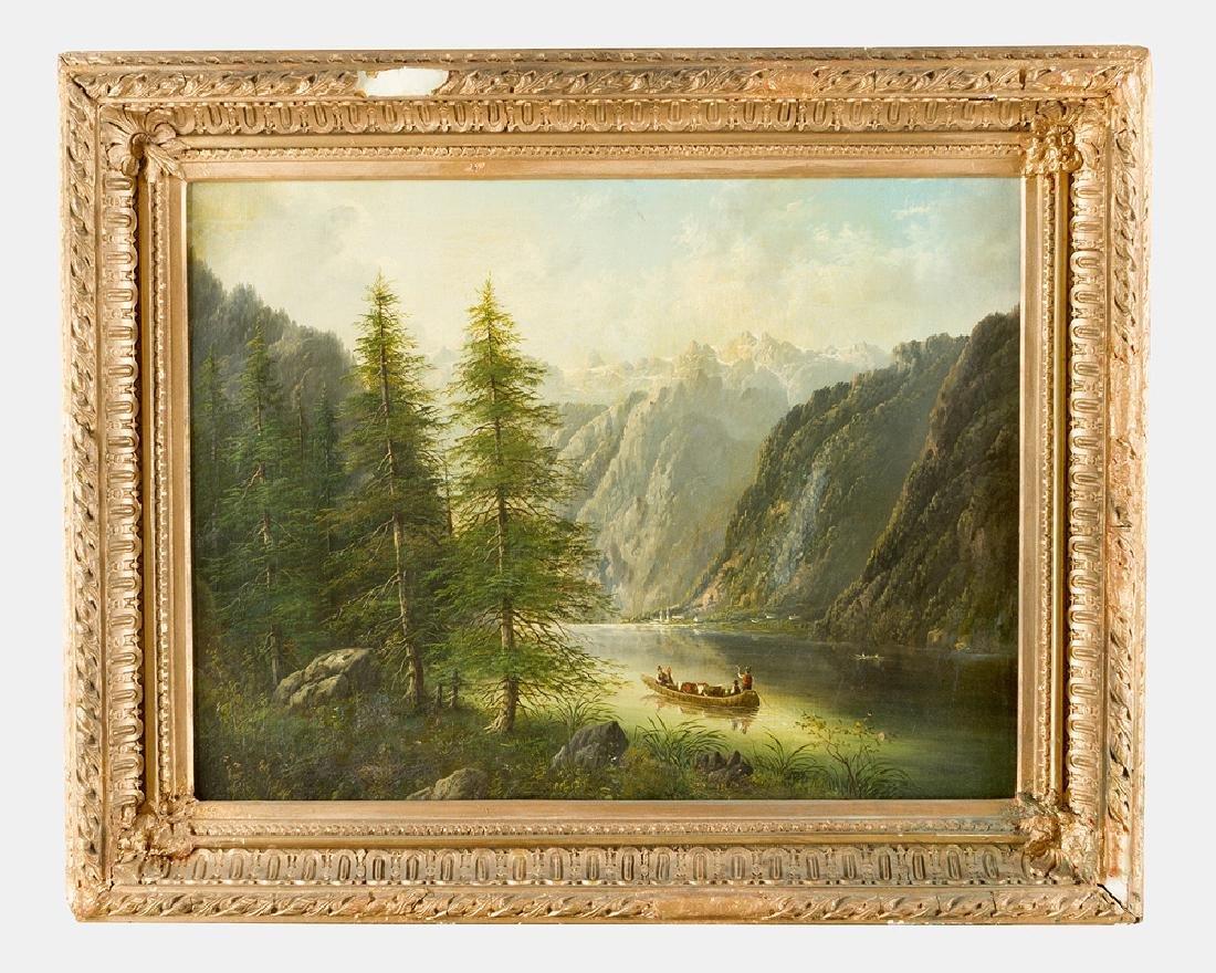 Franz Barbarini (1804-1873) -attributed