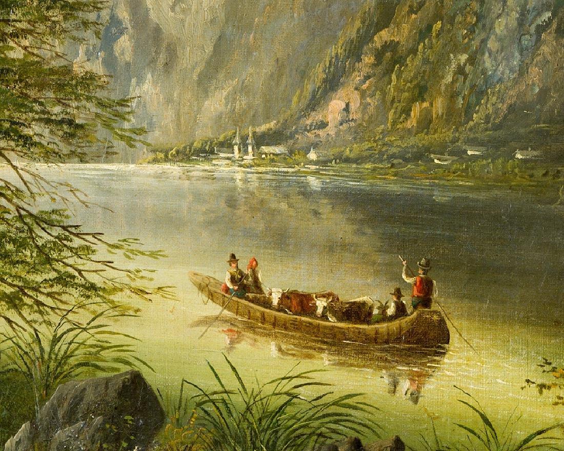 Franz Barbarini (1804-1873) -attributed - 3