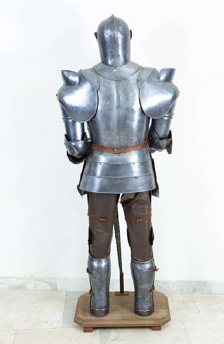 A knights Armour in medieval style - 3