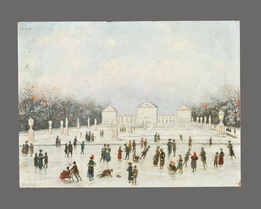 French Artist 19th Century