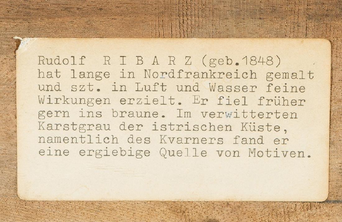 Rudolf Ribarz (1848 -1904)- attributed - 3