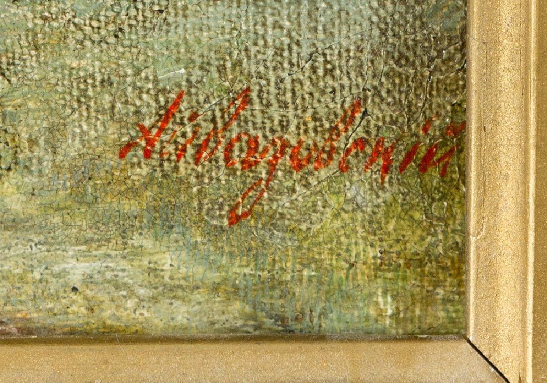 Ivan Konstantinovich Aivazovsky (1817 – 1900)-attrib. - 3