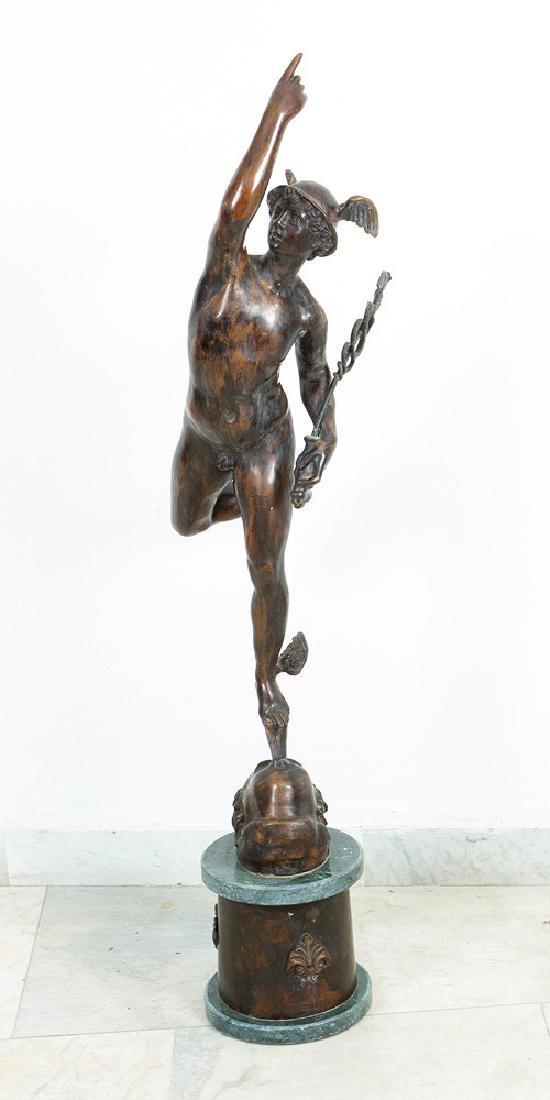 Mercury after Giambologna (1529-1608)