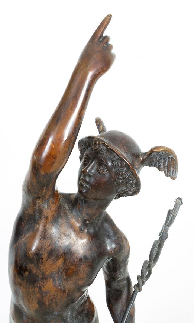Mercury after Giambologna (1529-1608) - 2